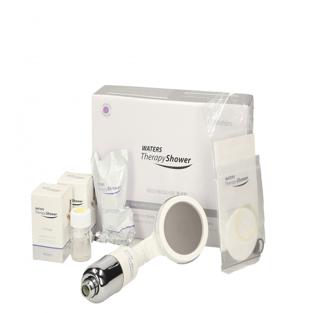 WATERS Therapy Shower BASIC SET (Lawenda)