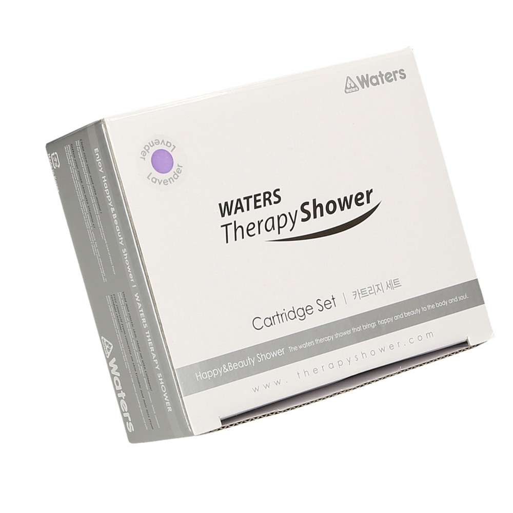 WATERS Therapy Shower FULL SET (Cytryna)