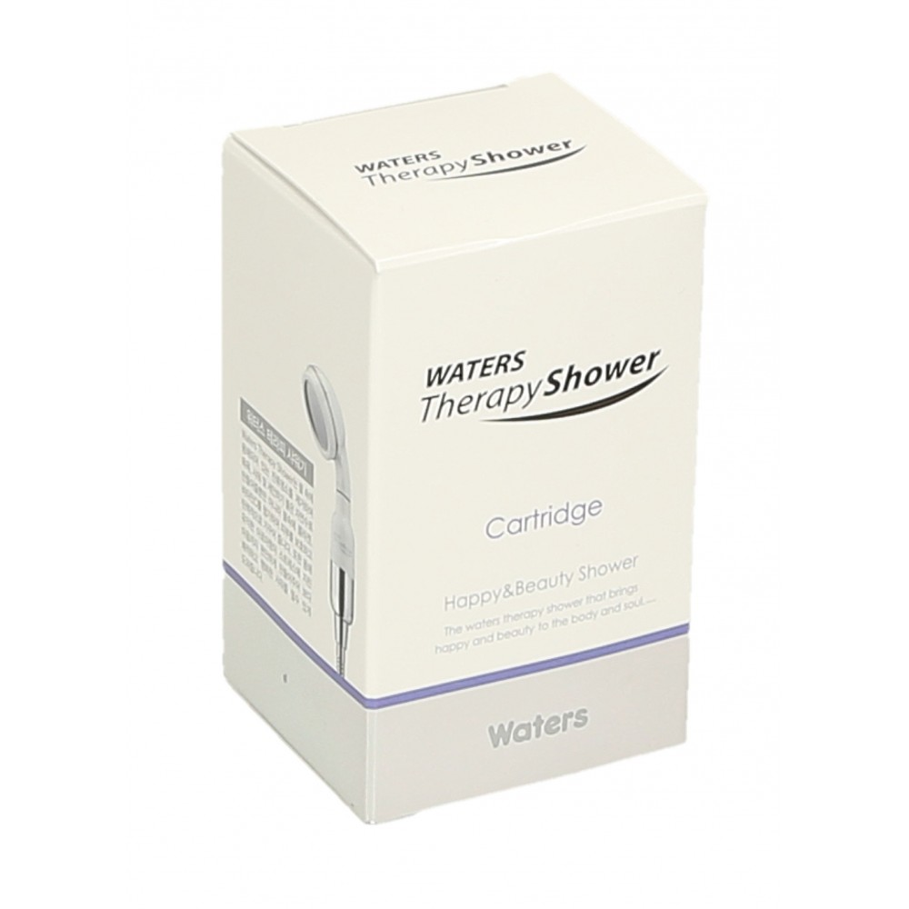 WATERS Therapy Shower Cartridge (Lawenda) [1 sztuka]