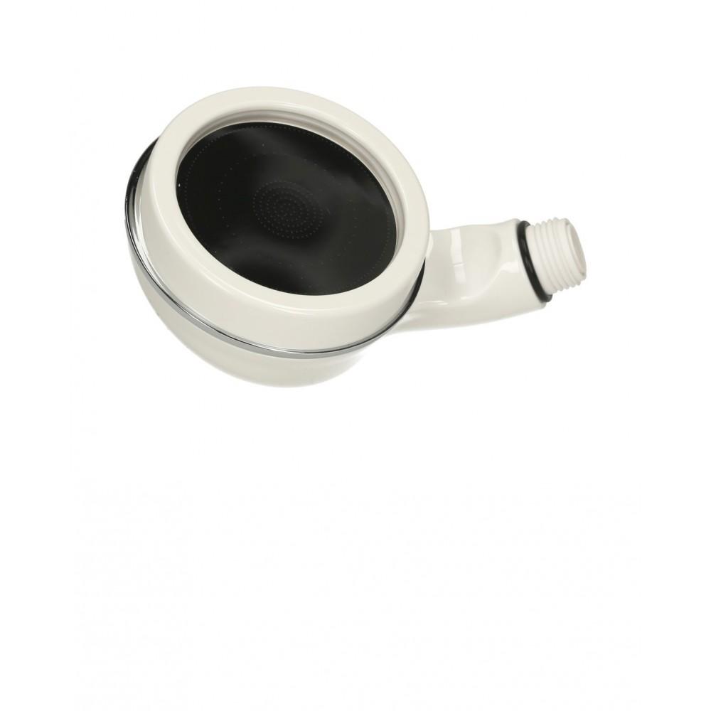 Głowica z o-ringiem i srebrnym pierścieniem